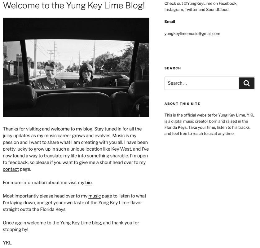 Yung Key Lime Blog Post